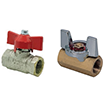 Manual Ball Valve - For MATSUI machine -