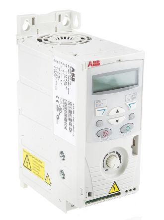 ACS150 Micro drive, Single phase Input variable speed drive (VSD)