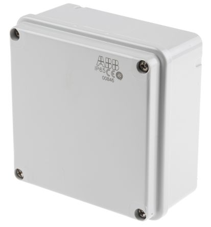 Thermoplastic IP65 Junction Box