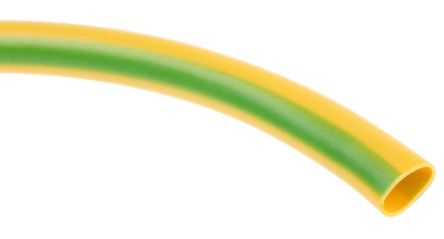 Electrical PVC Sleeving Earth Green//Yellow 3mm 4mm 6mm Tubing Wire Cable cheap