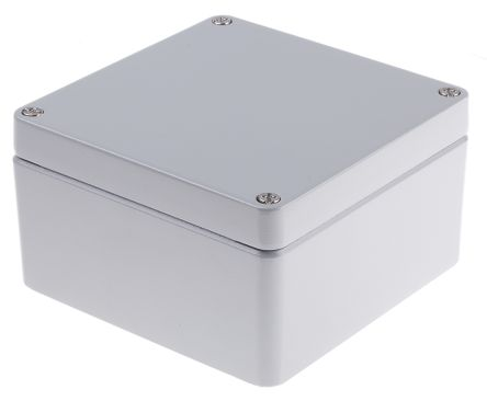 IP66 Die cast Aluminium Powder Coated Enclosure