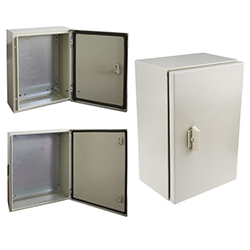 IP66 Sheet Steel Wall Boxes
