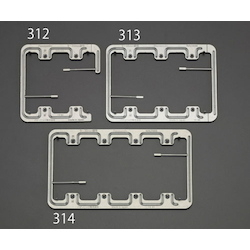 Sandwiching Bracket [For Board] EA940CE-313