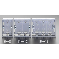 Switch Box [for Cable Cover] EA940CP-8