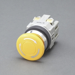 Large Push-Lock Turn-Reset Switch EA940D-40Y