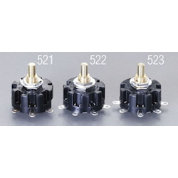 Small rotary switch EA940DH-522