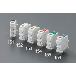 Screwless Terminal Block (For Printed Board) EA940DM-151