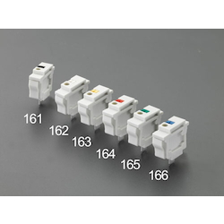 Screwless Terminal Block (For Panel) EA940DM-161