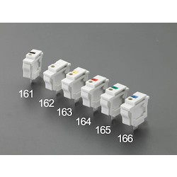 Screwless Terminal Block (For Panel) EA940DM-163