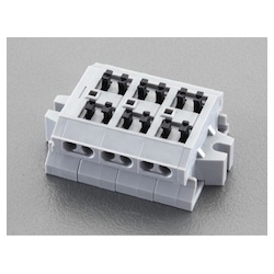 Screw less Terminal Block (For Relaying) EA940DM-82