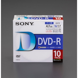 [16Double speed ]DVD-R(4.7GB)(Data For ) EA759GS-11A