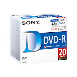 [16Double speed ]DVD-R(4.7GB)(Data For ) EA759GS-12A
