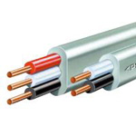 Power Distribution Cables, 600 Type, VVF