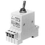 Power Distribution Board Operational Switch, Toggle Switch, AS15HR Type
