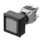 Square Command Switch Series, Push Button Switch, AG225 Type