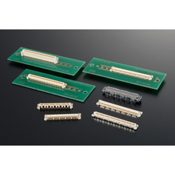 Board-to-Board Connector (0.5-mm Pitch, 4 to 5-mm Height) - FX10 Series