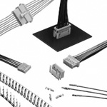 2.5‑mm Pitch Board-To-Cable Connectors, DF1B Series