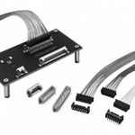 Board-to-Cable Connector (Terminal 1 Row Type) with 2-mm Pitch - DF3 Series
