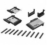 PC Card Connector IC1 Series, Compatible with PC Card Standard