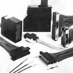 Multi-Contact Rectangular Connectors, SUMICON 1600 Series