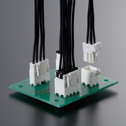 EnerBee Board-to-Cable Connector with Lock DF33C Series