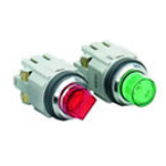 Illuminated Pushbutton Switches For EB3L Type Lamp Barriers (Intrinsically Safe Explosion-Proof Structure)