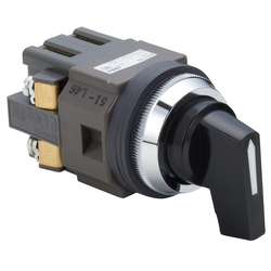 ø30 Series Selector Switch, ASTN□L Type, Lever-Type Handle