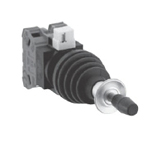 ø22 HW Series, Monolever Switch HW1M-L, Interlock Type