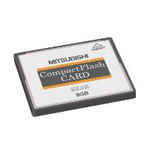 MELSEC-Q Series Compact Flash Card