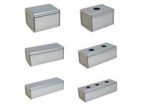 Aluminum Medium-sized Switch Box W65 x H55 Single Unit