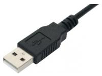 Universal, USB 2.0-Compliant, A-B USB Cable Harness