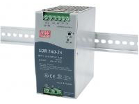 Switching Power Supply (DIN Rail Mounting, 24 VDC Output)