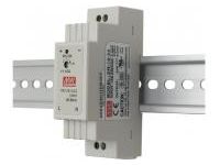 Switching Power Supply (DIN Rail-Mounting, Low-Profile, 5 VDC, 12 VDC Output)