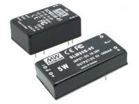 Switching Power Supply (DC/DC Converter, PCB-Mounted)