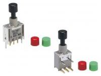 Push Button Switch (PCB Mounting, Small)