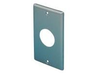 Domestic Blade Model Outlet - Embedded Outlet Cover Plate