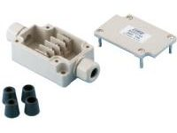 Plastic Terminal Block Box, BOXTC Series (Rubber Multi-sleeves)
