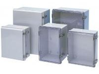 Plastic Control Box Large Waterproof Type