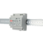 DC24V Output DIN Rail Mount Low Profile Type (DR Series)