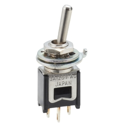 Mini/Mini Toggle Switch, MS-600 Series
