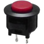 Push button snap-in switch non-lock DS-663 series