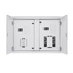Mini saver lighting/power circuit breaker panel