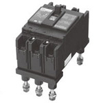 NBE, circuit breaker (economic form), E series, rear surface shape