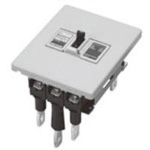 NE-S circuit breaker (general-purpose type) S series recessed type