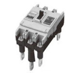 NE-S, circuit breaker (generic form), S series, rear surface shape