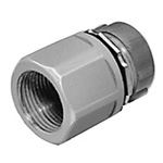 Aluminum Box Socket for Use With ACH and Thick Steel Electrical Wiring Tubes