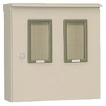 OM-B / Pull-In Service Panel Cabinet with Roof