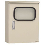 Control Panel Cabinet, with Stainless Steel Window, For Outdoor Use, SORM-A Type