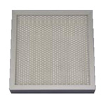 Protective part for small dust-collection machine (HEPA filter for ODU use)