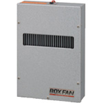Compact Heat Exchanger Box Fan Series for Panels (DC Type)